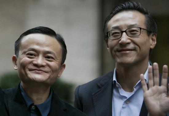 马云蔡崇信拟减持总计约40亿美元阿里