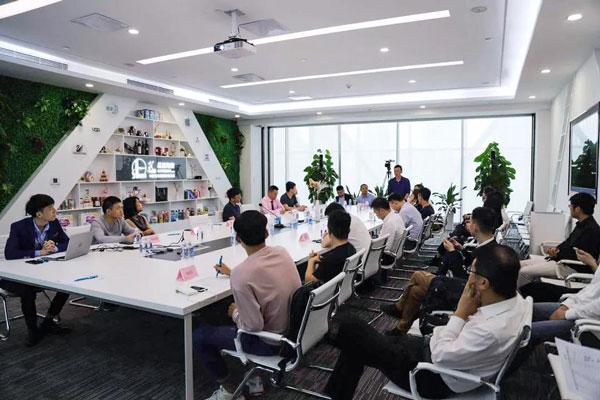 市场及运营策略交流研讨会活动现场