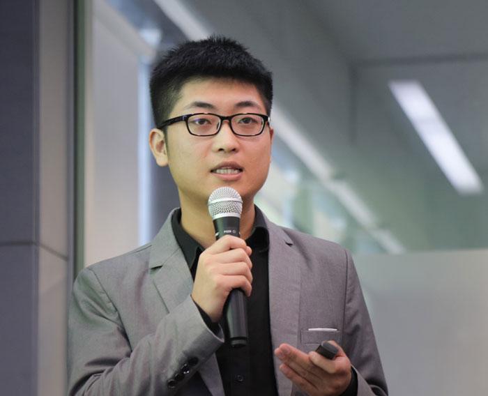 深圳市扶摇文化传媒有限公司创始人姚欣龙