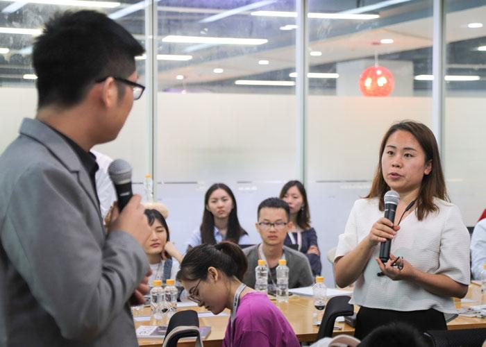 2019深圳互联网系列精品活动之短视频内容策划与剪辑技巧交流研讨会成功举办